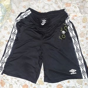 Umbro Taped Logo Shorts